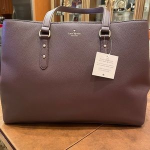 Kate spade bag with matching wallet